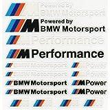 BMW Motorsport PVC カー ステッカー
