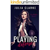 Playing Defense: A Football Reverse Harem Romance (The Rebels Series Book 2)