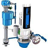 Next by Danco HYR460 HyrdroRight Universal Water-Saving Toilet Repair Kit with Dual Flush Lever Handle I Valve Replacement, W