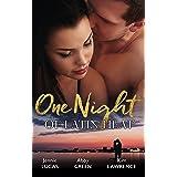One Night Of Latin Heat - 3 Book Box Set
