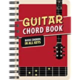 Guitar Chord Book: Basic Chords in All Keys