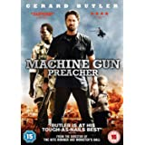 Machine Gun Preacher [Region 2]