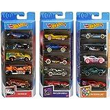 Hot Wheels Variety Fun 5Pk Bundle (Amazon)