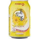 Pokka Chrysanthemum Tea Less Sugar 300 ml (Pack of 24)