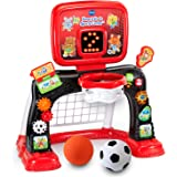 VTech 80-156361 Smart Shots Sports Center Amazon Exclusive (Frustration Free Packaging), Red