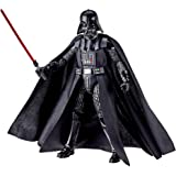 Star Wars The Black Series Darth Vader 6-Inch Scale Star Wars: The Empire Strikes Back 40th Anniversary Collectible Figure, A