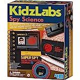 4M Spy Science Secret Messages Kit