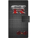 iPhone7 手帳型スマホケース 【ステッチタイプ】 YA972 GT-R02 横開き