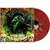 The Lunar Injection Kool Aid Eclipse Conspiracy (Red w/ Black & White Splatter)