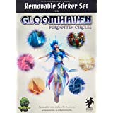 Cephalofair Games Gloomhaven Removable Sticker Set: Forgotten Circles Game Accessory