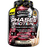 Whey Protein Powder   MuscleTech Phase8 Protein Powder   Whey & Casein Protein Powder   Slow Release 8-Hour Protein   Muscle