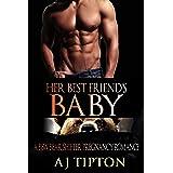 Her Best Friend's Baby: A BBW Bear Shifter Pregnancy Romance (Bearing the Billionaire's Baby Book 1)