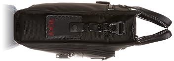 Alpha 2 Slim Deluxe Portfolio 26110: Black