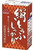 森永乳業 森永 絹とうふ しっかり 253g×12個