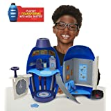 Mega Man: Fully Charged – The Mega Buster Transforming Lab Playset with Over Ten Unique Action Features! Fitsup to Six Figure