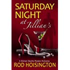 Saturday Night at Jillian's: A Women Sleuths Mystery Romance