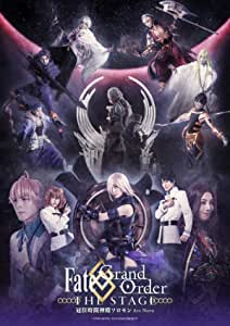 【Amazon.co.jp限定】Fate/Grand Order THE STAGE‐冠位時間神殿ソロモン‐(オリジナル特典:「アナザーカットブロマイド(マーリン、クー・フーリン、ランスロット、オジマンディアス)」付)(完全生産限定版) [Blu-ray]