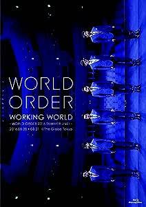 【Amazon.co.jp・公式ショップ限定】 WORKING WORLD (通常盤) [Blu-ray]