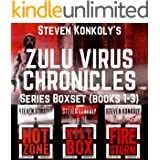 THE ZULU VIRUS CHRONICLES BOXSET (Books 1-3): A Post-Apocalyptic Conspiracy Thriller