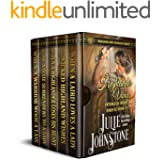 Highlander Vows: Entangled Hearts Collection Volume 1: The first five books in the Highlander Vows: Entangled Hearts Scottish