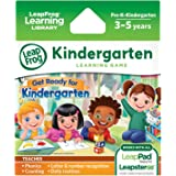 LeapFrog Learning Game: Get Ready for Kindergarten (for LeapPad Ultra, LeapPad1, LeapPad2, Leapster Explorer, LeapsterGS Expl