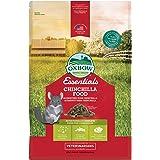 Oxbow Essentials Chinchilla Food - All Natural Chinchilla Food - 3 lb.