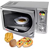 Casdon 492 Delonghi Microwave Roleplay,Grey