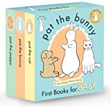 Pat The Bunny Boxed Set For Baby: Pat the Bunny; Pat the Puppy; Pat the Cat