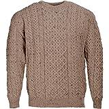 Traditional Aran Sweater Skiddaw