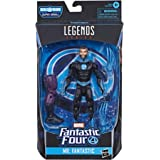 Hasbro Marvel Legends Series Fantastic Four 6-inch Collectible Action Figure Mr. Fantastic Toy, Premium Design and 2 Accessor
