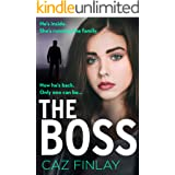 The Boss: An absolutely gripping and gritty crime thriller with shocking twists, the best of 2020 psychological thrillers (Ba