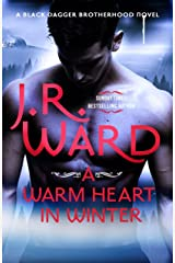 A Warm Heart in Winter (Black Dagger Brotherhood) Kindle Edition