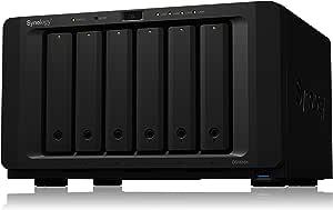 【NASキット】Synology DiskStation DS1618+ [6ベイ /  クアッドコアCPU搭載 / 4GBメモリ搭載] 大容量6ベイ高性能NAS