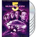 Babylon 5: Complete Fourth Season [DVD] [Import]