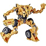 Transformers Toys Studio Series 60 Voyager Class Revenge of the Fallen Movie Constructicon Scrapper Action Figure - Ages 8 an