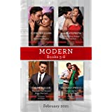 Modern Box Set 5-8 Feb 2021/Forbidden Hawaiian Nights/The Playboy Prince of Scandal/The Man She Should Have Married/Returning