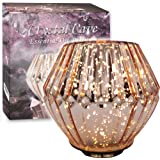 Royal Living Enchanted Forest Essential Oil Diffuser, Ultrasonic Aromatherapy Humidifier Rose Gold