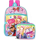 Jojo Siwa 16 Backpack with Lunch Bag