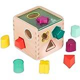 B. toys 型はめパズルボックス 木製玩具 BX1763Z 正規品