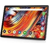 タブレット 10.1インチ Android9.0 3G電話タブレット モバイルデュアルSIMカード 2.4GHz Wi-Fi対応 クアッドコアCPU HD1280*800IPS液晶ディスプレイ ROM32GB RAM2GB 128GのmicroSDカ