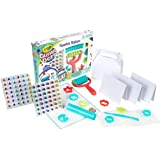 CRAYOLA 04-074 Glitter Dots Sparkle Station Set, Mess Free Glitter Craft Kit for Kids who Love Sparkle in Their Art! A Creati