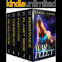 War Fleet: The Complete Series (Books 1-5) (Complete Series…