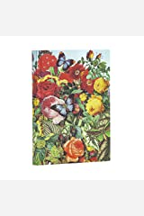 FB Butterfly Garden, Mini, Unl, 208p Notebook