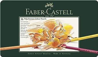 ファーバーカステル アルブレヒト デューラー水彩色鉛筆 106 ライトクロームイエロー