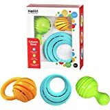 Halilit - Calypso Band Baby Musical Toy, Tropical (Colors May Vary)