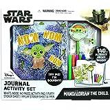 Mandalorian The Child Journal Activity Set
