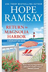 Return to Magnolia Harbor (Moonlight Bay Book 3) Kindle Edition