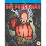 One Punch Man Collection One (Episodes 1-12 + 6 OVA) - Blu-ray