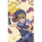 とある魔術の禁書目録 iPhone4s 壁紙 視差効果  忍者装束の御坂美琴