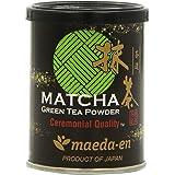 Maeda-En Matcha Ceremonial Quality Green Tea Powder, 1-Ounce